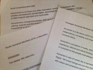 manifest på G (foto: Felix Mäkelä)